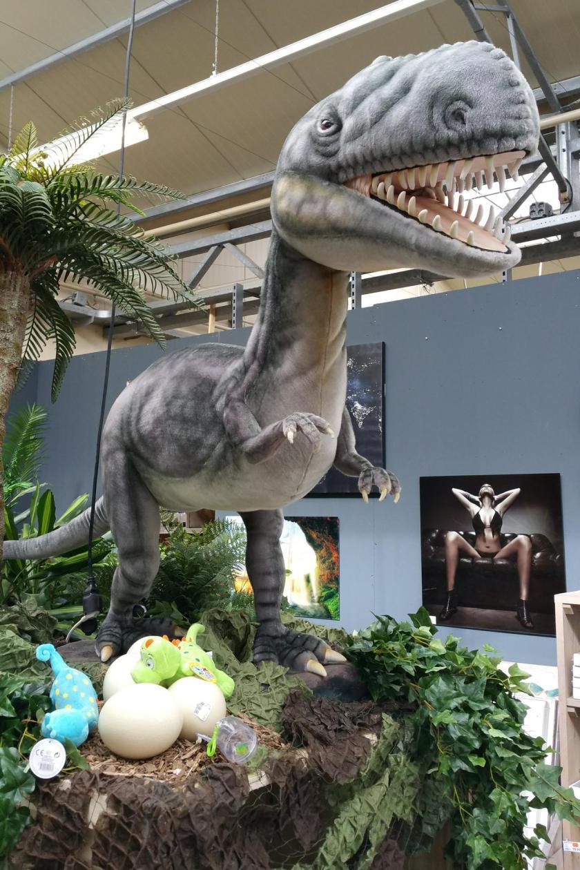 Vlodrop (NL): Jurassic Park bei Daniels